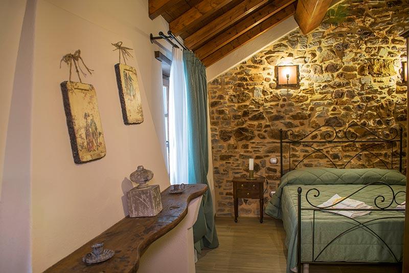 Ca' del Grano diffused hotel of the province of Parma