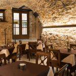 Bar and breakfast at Ca' del Grano Bardi