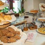 Handmade cakes of Ca' del Grano Bardi