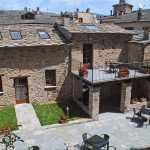 The garden of Ca' del Grano widespread hotel